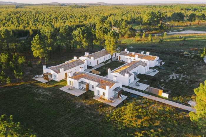 Craveiral in Portugal's Alentejo has 38 self-catering units