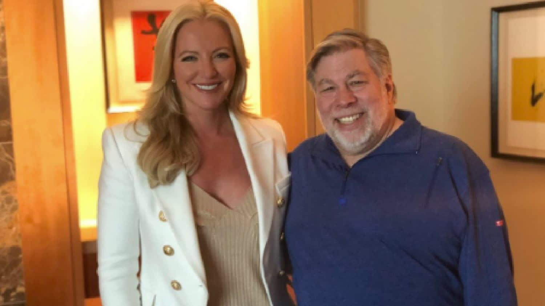 f850ffb072 Is Baroness Mone s true idol Steve Wozniak or Sylvester Stallone  Twitter ·  Facebook · LinkedIn