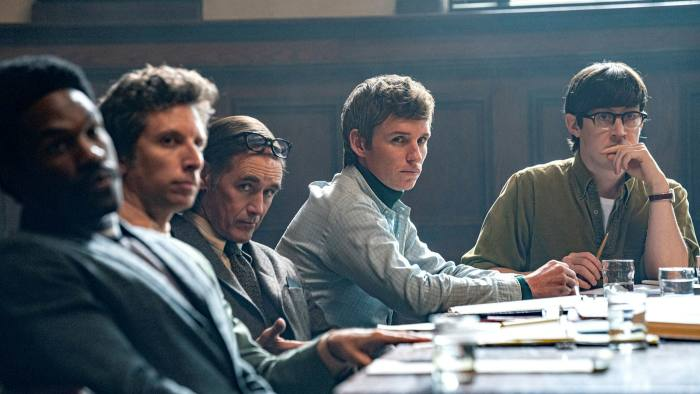 The Trial of the Chicago 7 — Aaron Sorkin's drama is in the dialogue |  Financial Times