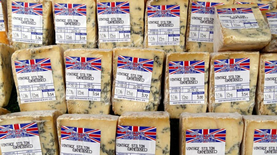 UK trade deal with Japan stalls over blue cheese demands