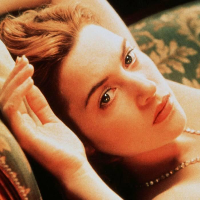 Kate Winslet in 'Titanic' 1997