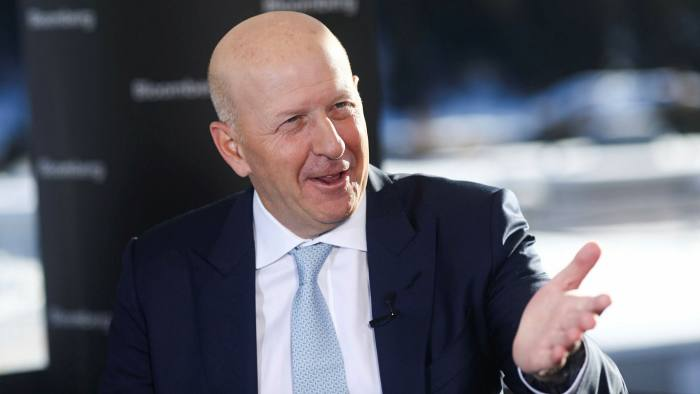 Goldman chief David Solomon wants to diversify the bank's revenues beyond its trading and advisory roots