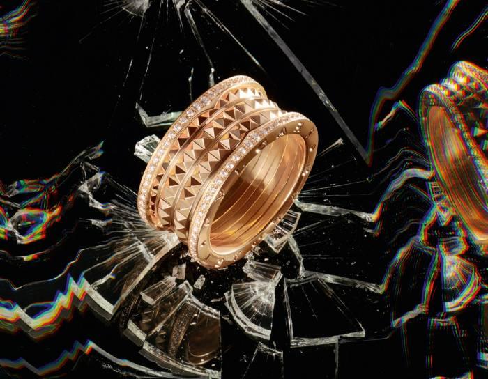 Bulgari gold and diamond B.Zero1 Rock ring, £6,350