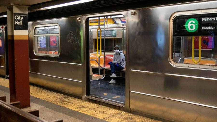 New York and the crisis in mass transit systems