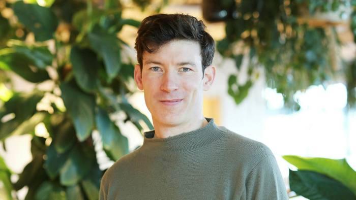 Hayden Wood, co-founder of Bulb Energy
