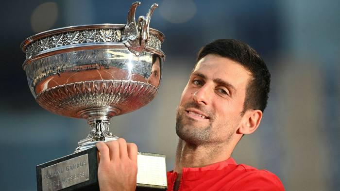 The People Vs Novak Djokovic Financial Times