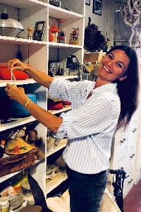 Laurence Renaux-Empereur is the shop's first female proprietor in its almost 200-year history