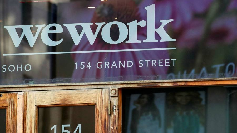 WeWork sues SoftBank for backing out of $3bn deal