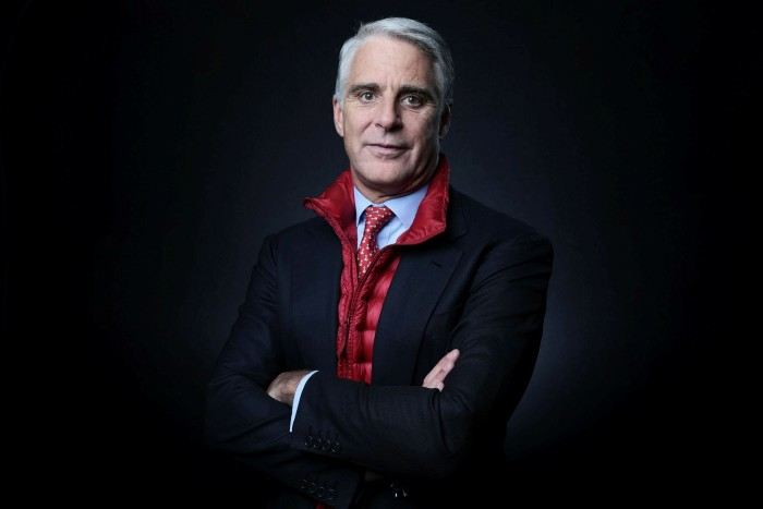 UniCredit chief executive Andrea Orcel