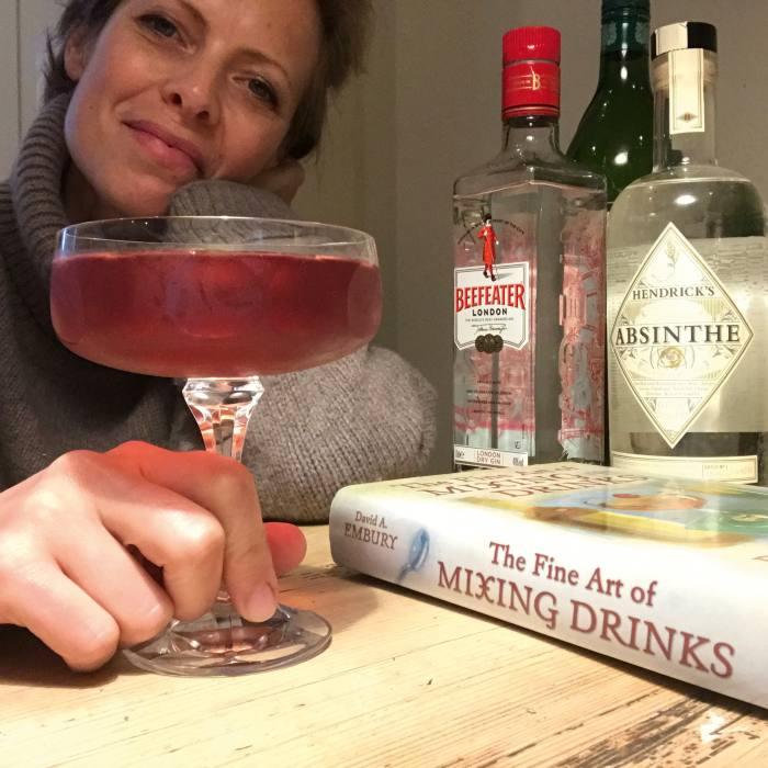 Alice's Gloom Chaser cocktail