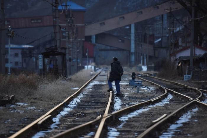 The Datai coal mine in Mentougou, west of Beijing