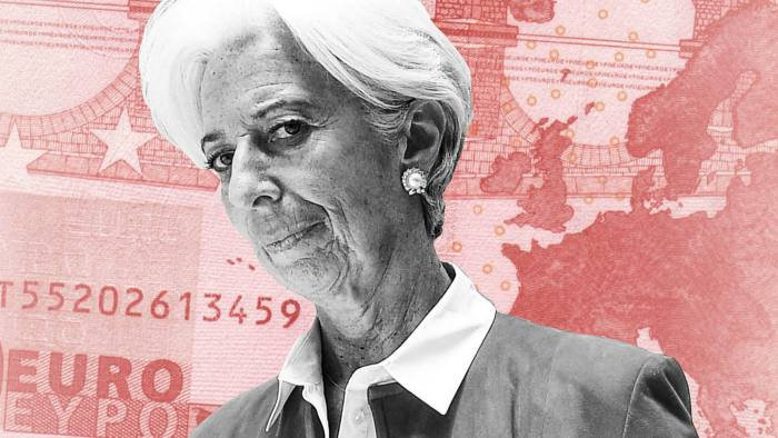 Most economists expect ECB president Christine Lagarde to attempt a balancing act this week — talking down the euro but without announcing any big changes