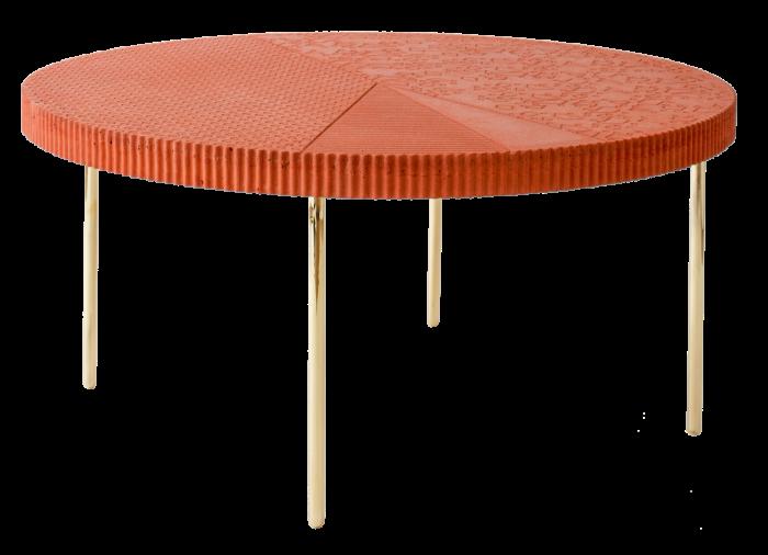 David Elia Reel table, £14,000, from davidelia.com