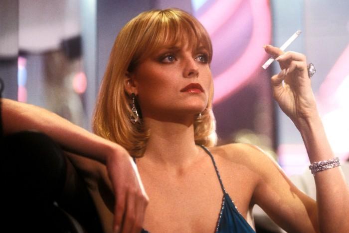 Michelle Pfeiffer in Scarface