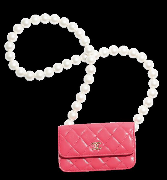 Chanel purse, £2,255
