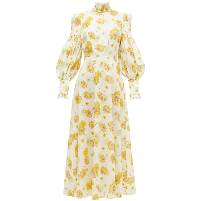 The Vampire's Wife dress, £1,048, from matchesfashion.com