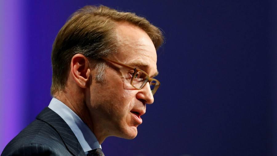 Picking Jens Weidmann's successor presents key test for Germany's coalition talks
