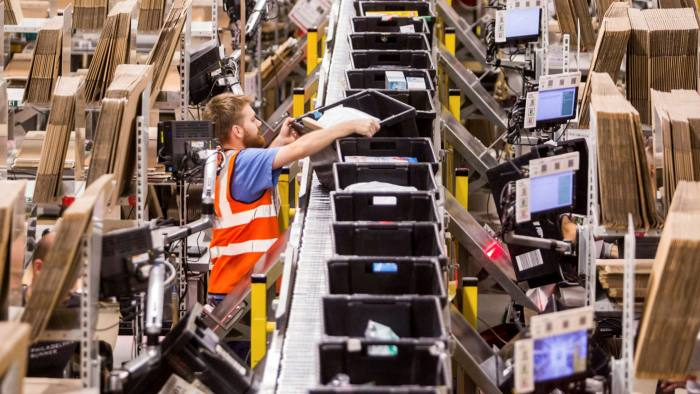 Amazon's efforts to cut emissions have high visibility among consumers but green groups are less impressed