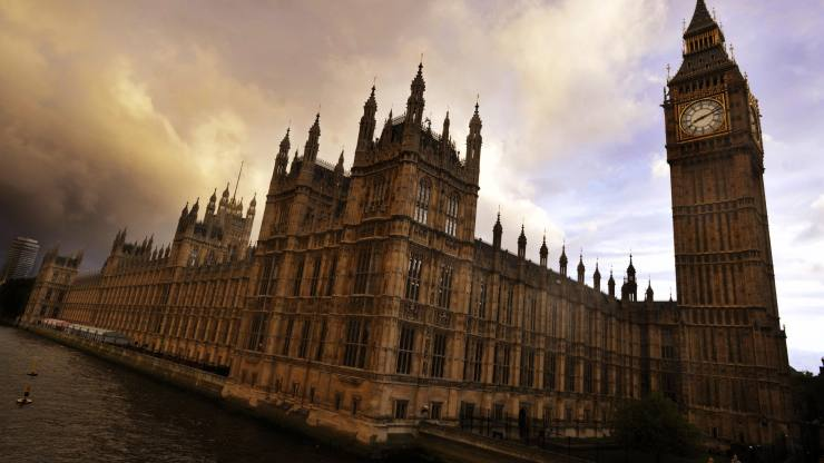The UK parliament's blockchain APPG continues, sans Shapps