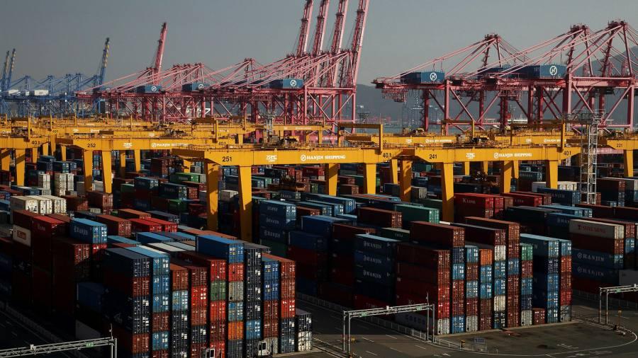 Japan/South Korea trade war: guilt edged