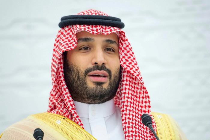 Saudi Crown Prince Mohammed bin Salman Al Saud