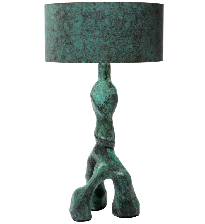 Pierre-Axel Coulibeuf Henry table lamp, $22,000