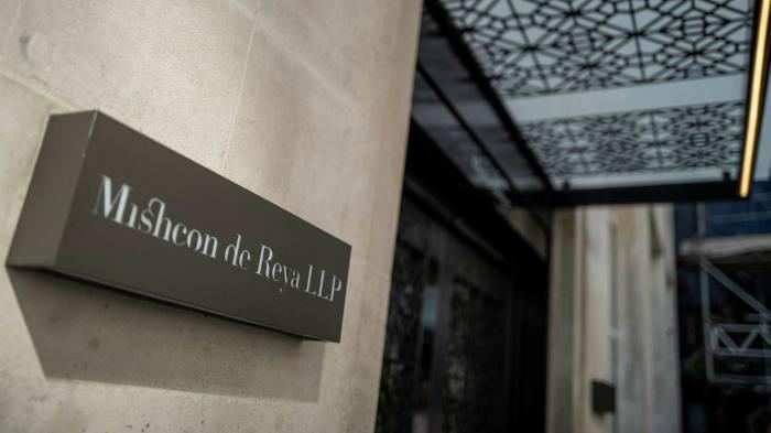 The Mishcon de Reya office in London in Holborn