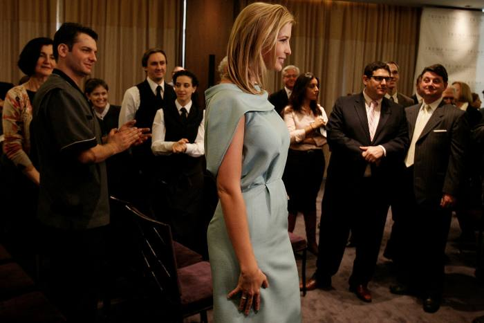 Ivanka Trump was accused of misleading apartment-buyers at one of the family's developments, alongside her brother Donald Jr