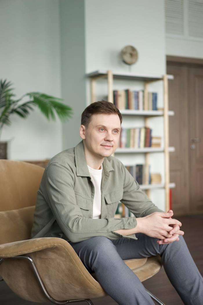 Sergey Arkhangelskiy, founder of augmented-reality platform Wanna