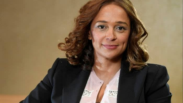 Under her father's rule, Isabel dos Santos dominated business in Angola. © Toby Melville/Reuters