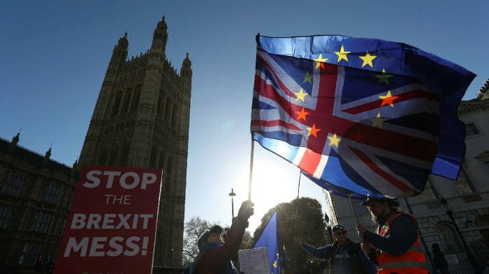 EU governments provide Brexit relief for asset managers   Financial