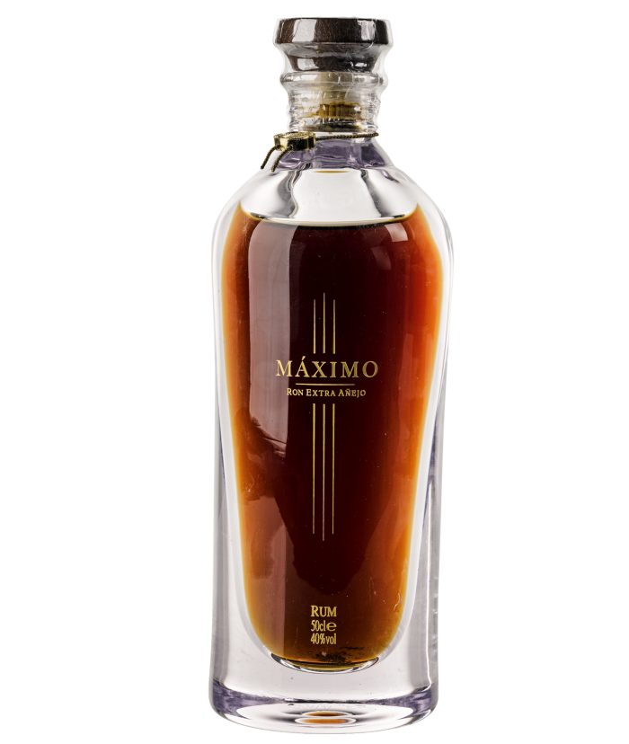 A decanter of Havana Club Máximo Ron Extra Añejo sold for £1,391 at Sotheby's on 28 May