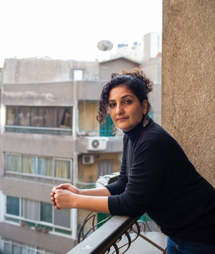 Ten years after the Arab spring, Egyptian activist Mona Seif remains focused on the plight of her jailed brother and sister. 'I don't operate on hope. I'm mostly motivated by household survival,' she says