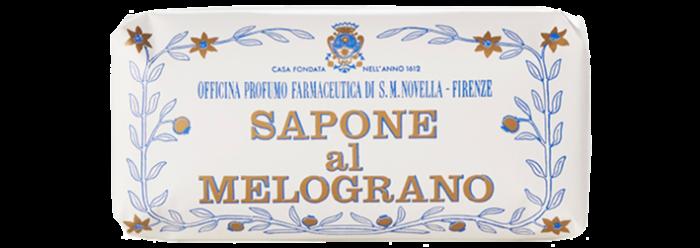 Santa Maria Novella Melograno soap, €45