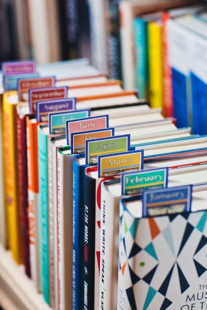 Heywood Hill A Year in BooksHardback subscription, £390