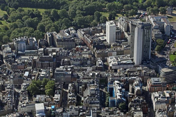 The upmarket London district of Mayfair has long been synonymous with the UK hedge fund industry