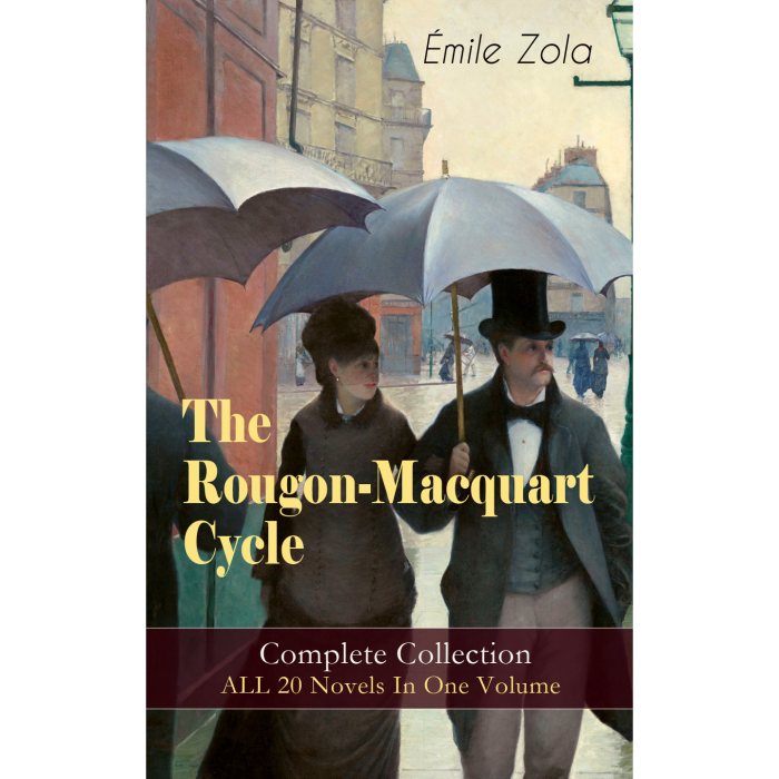 The Rougon-MacquartCycle by Emile Zola