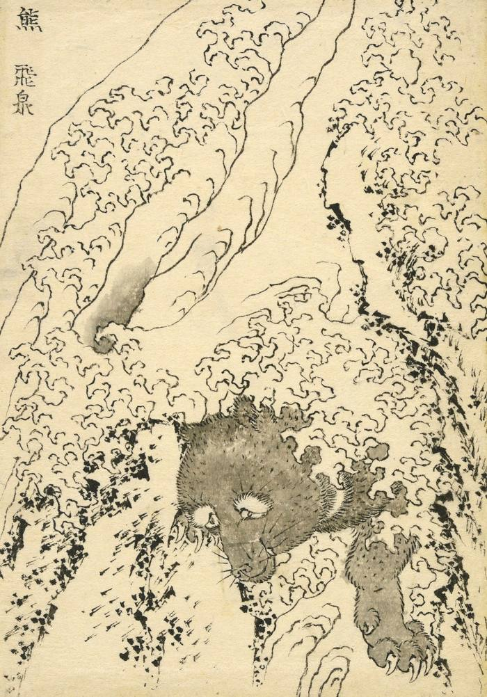 Hokusai at the British Museum - a captivating wealth of original drawings