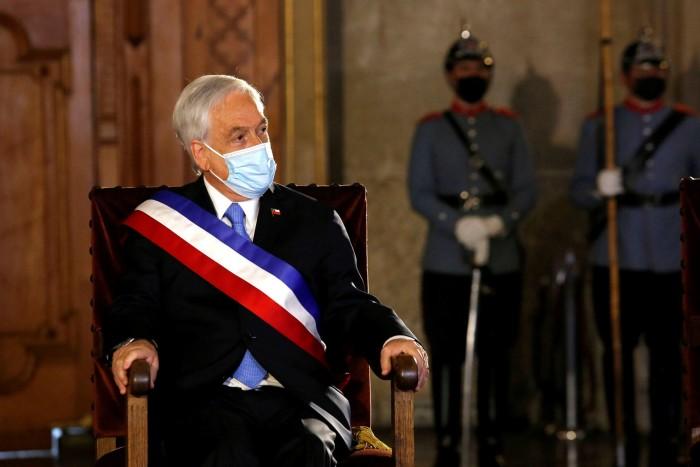President Sebastián Piñera
