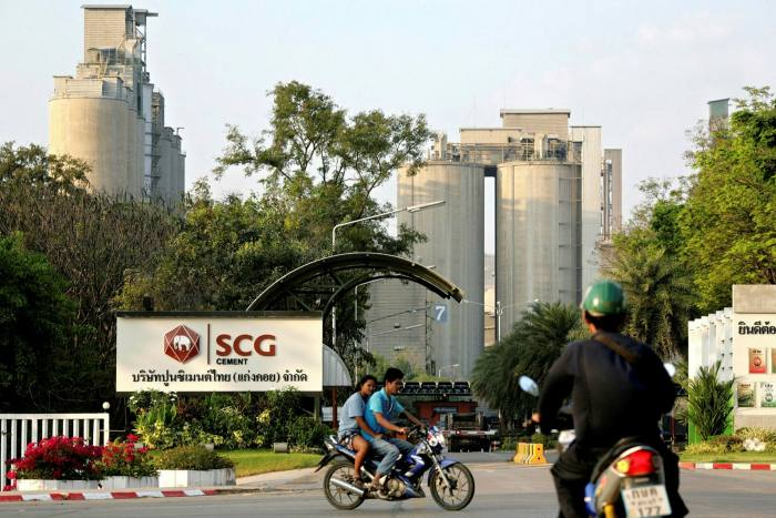 The king's corporate assets include a 33.6 per cent stake in Siam Cement Group, valued at $4.5bn