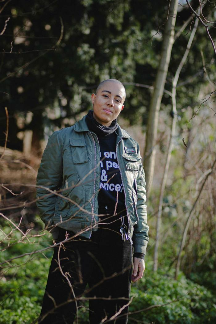 Tanoa Sasraku, at Peckam Rye Common, London: