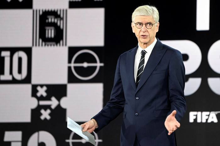 Arsène Wenger and former soccer stars meet in Doha this week: league of legends
