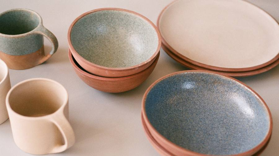 From waste to taste: the art of recycled ceramic tableware