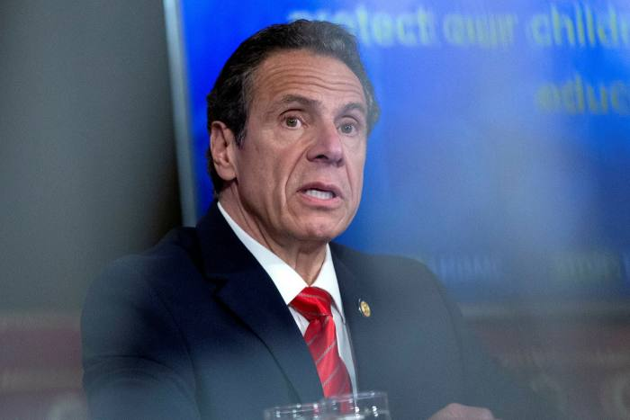 Andrew Cuomo has made a ban on drilling for gas by fracking permanent