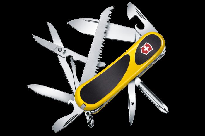 Victorinox Evolution Grip S18 pocket knife, £62