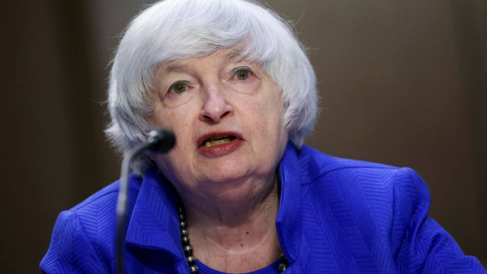 Janet Yellen warns US risks running out of money by October 18 | Financial  Times