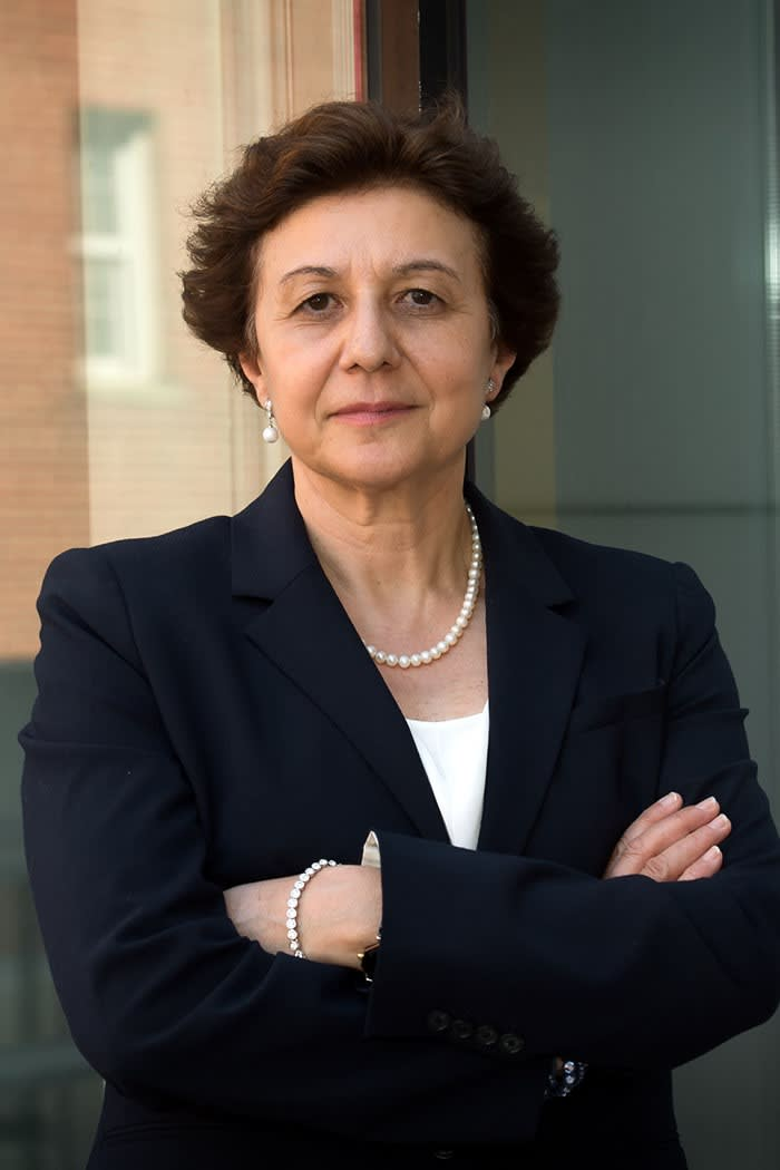 Annamaria Lusardi, head of the Global Financial Literacy Excellence Center at The George Washington University School of Business, says there are 'near-crisis levels of financial illiteracy around the world', particularly among women