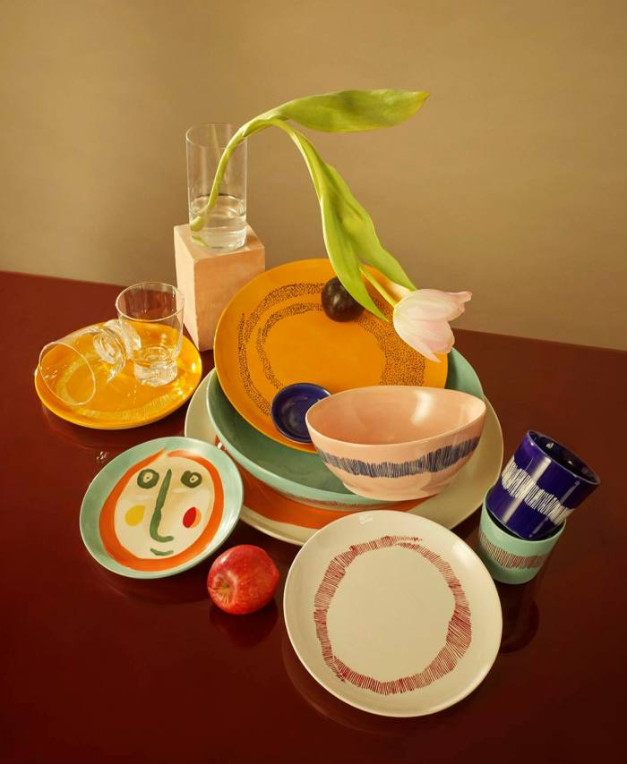 Ottolenghi tableware, from £7.45, ottolenghi.co.uk