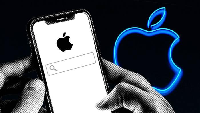 Apple develops alternative to Google search   Financial Times