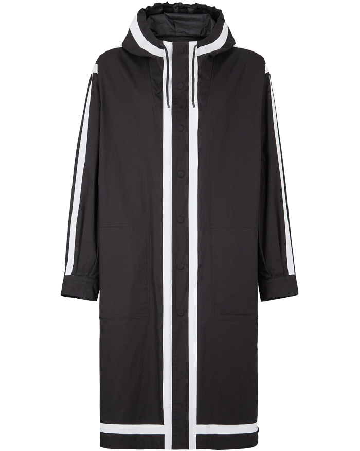 Fendi coated cotton parka, £1,650